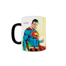 DC Comics Justice League Superman Heat Changing Morphing Mug