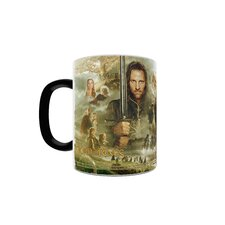 Lord of the Rings Heat Changing Morphing Mug