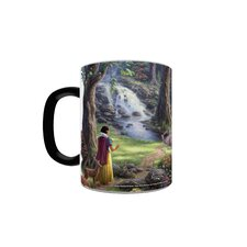 Snow White Heat Changing Morphing Mug