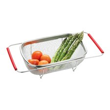 Over Sink Drainer with Expandable Handle