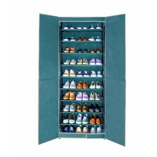 Breeze 10 Compartment Shoe Rack