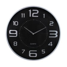 Modern Designer Wall Clocks modern wall clock featured with brown numbers contemporary wall simple modern designer wall clocks Modern Wall Clocks Allmodern