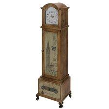 Longcase 135cm Grandfather Clock