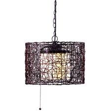 Chianna 1-Light Outdoor Pendant