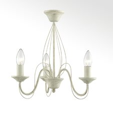 3 Light Candle-Style Chandelier
