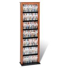 Slim Barrister Multimedia Storage Rack