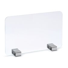 Bebop Single Panel Fireplace Screen