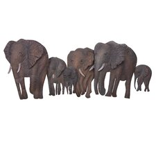 Elefantenfamilie Wall Décor