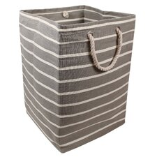 Pin Stripe Square Bag