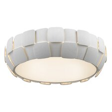 Layers 6-Light Flush Mount