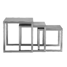 Brixton 3 Piece Nesting End Table
