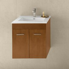 Bella 23 Single Wall Mount Bathroom Vanity Set by Ronbow