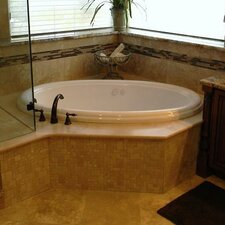 69 x 41 Drop-In Air Tub by American Acrylic