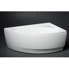 Idea 59 x 35.75 Bathtub by Aquatica