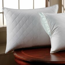 300 Thread Count Sateen Quilted Pillow Protector