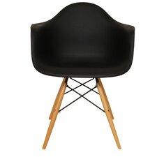 Wood Eiffel Barrel Chair