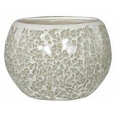Glass Mosaic Tea Light Holder