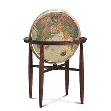 Austin Antique Illuminated World Globe by Replogle Globes