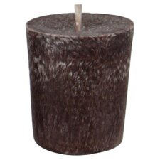 4 Piece Cinnamon Spice Scented Votive Candle Set (Set of 4)