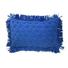 Mexico City Moraro Cotton Throw Pillow