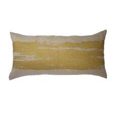 Mexico City Victor Linen Lumbar Pillow