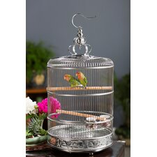 "Pet Empress 30"" Bird Cage with Removable Tray"