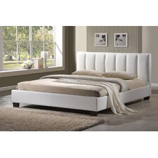 Fabron Upholstered Bed Frame