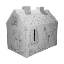 Cottage with Washable Markers Playhouse