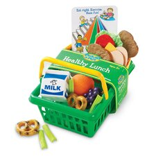 Pretend and Play Healthy Lunch Basket