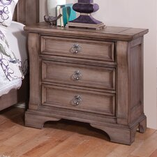 Angèle Weathered Bachelor's Chest by One Allium Way