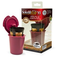 V1 Refillable Coffee Filter