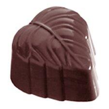 "1.5"" Leaf Chocolate Mold"
