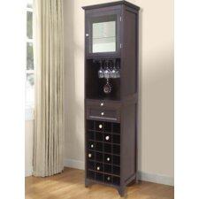 McCar 24 Bottle Floor Wine Cabinet