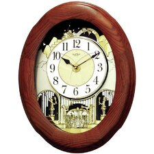 Joyful Nostalgia Wall Clock