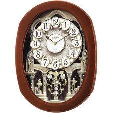 Grand Encore Wall Clock
