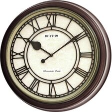 "WSM Canterbury 16"" Wall Clock"