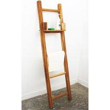 Decorative Ladder Wall Shelf