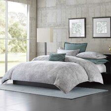 Marble 3 Piece Duvet Cover Set