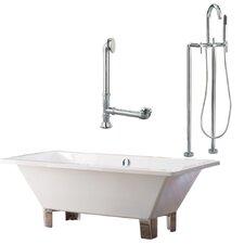 Tella Soaking Bathtub by Giagni