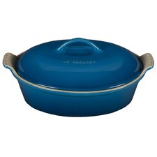Heritage Covered Oval Casserole