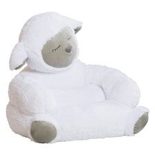 Trend Lab Lamb Plush Character Children's Chair