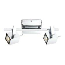 Dierdre 2-Light Track Kit