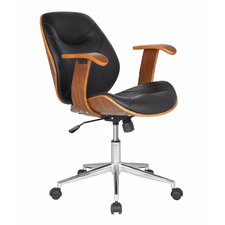 Bentwood Mid-Back Desk Chair