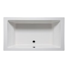 Vivo 72 x 36 Drop in Bathtub by Americh