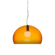 FL/Y 1-Light Suspension Bowl Pendant