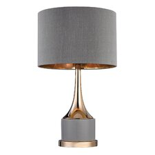 "Small Cone Neck 19"" Table Lamp"