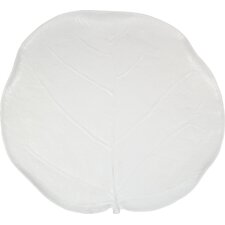 "Botanical Leaf 11.88"" Melamine Dinner Plate"