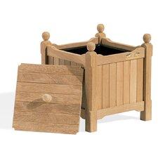 6 Gallon Wood Deck Box
