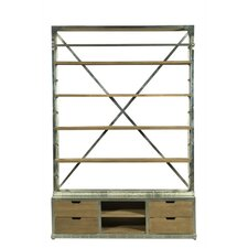 Industrial 93 Etagere Bookcase by CDI International