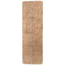 Soft Solid Non Slip Shag Carpet Camel Stair Tread